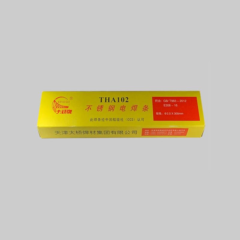 迈腾 大桥 THA107-2.5-4.0 不锈钢焊条-2kg