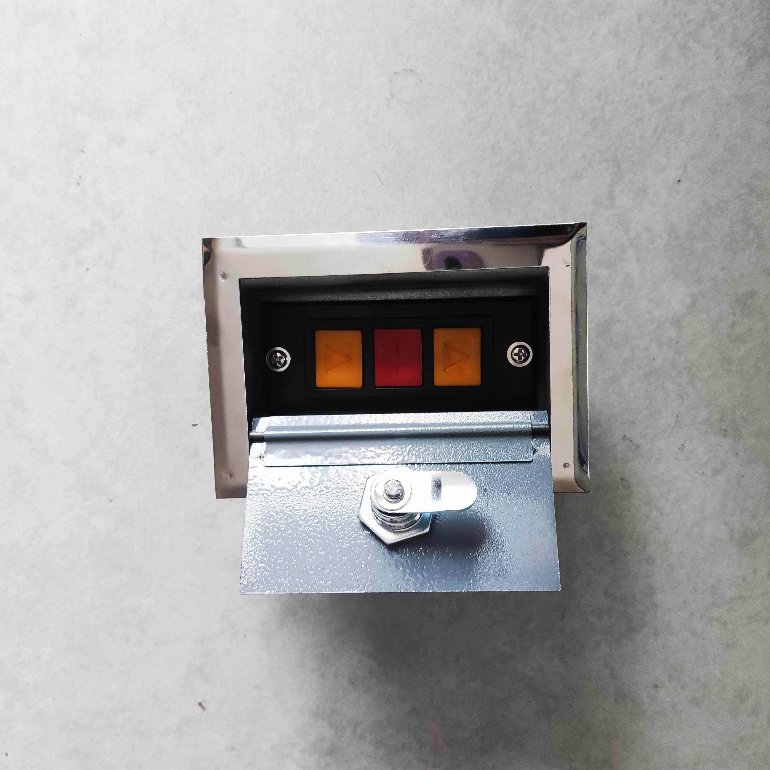 迈腾慧采 电动卷闸门锁