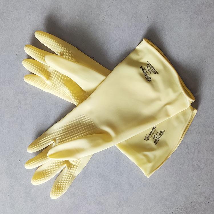 迈腾慧采  三蝶 工业像胶手套